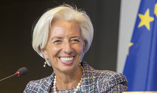 C.Lagarde