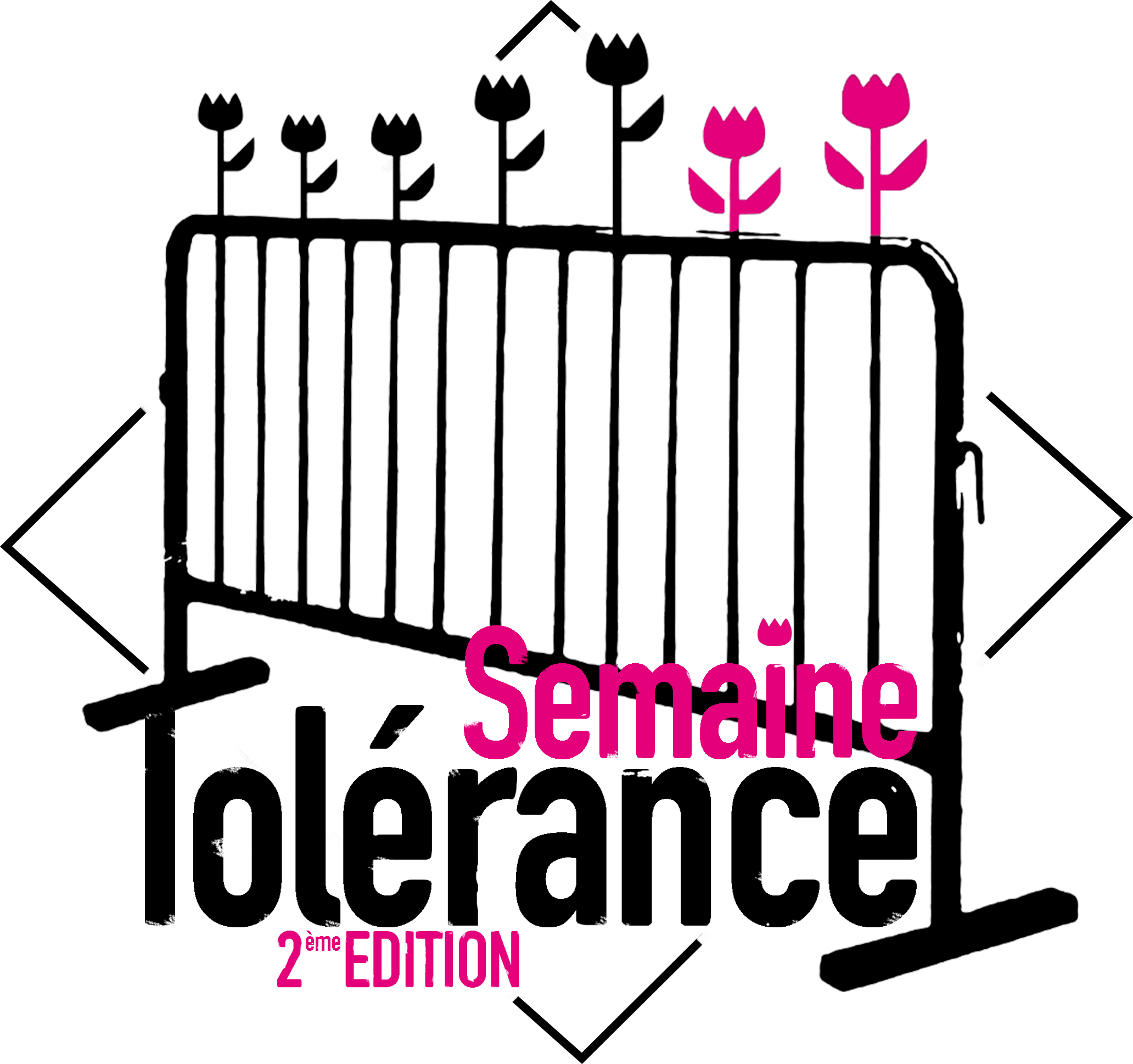 LOGO Semaine Tolerance 2e edition